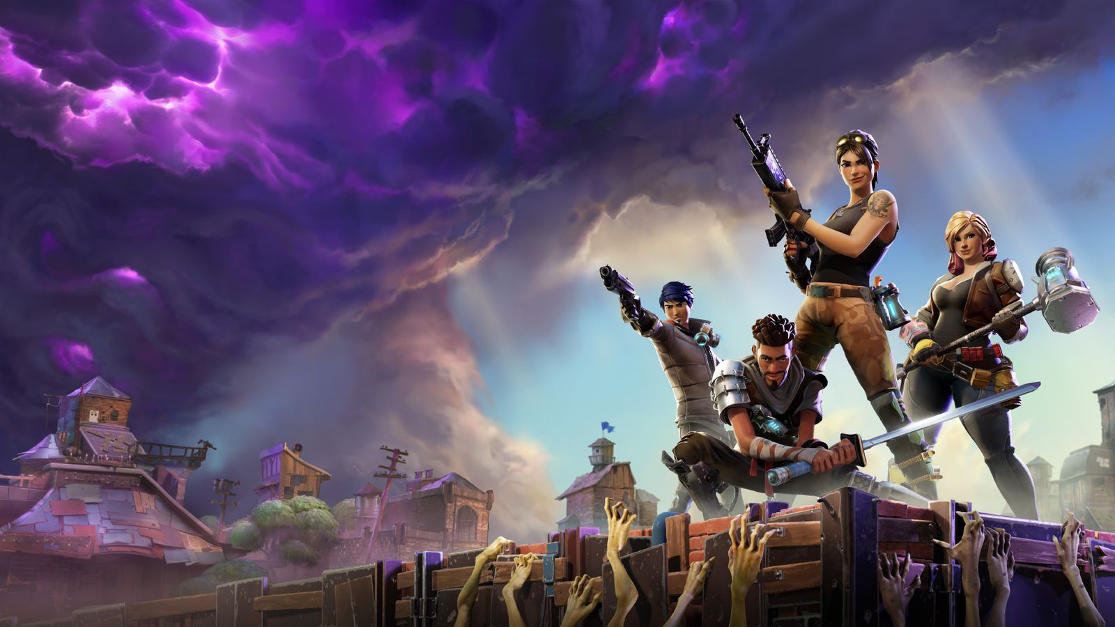Photo of Fortnite: disponibile la modalità Party Royale e una nuova mappa