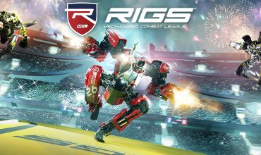 RIGS Mechanized Combat League disponibile a tutti gli abbonati a PlayStation Plus come gioco bonus