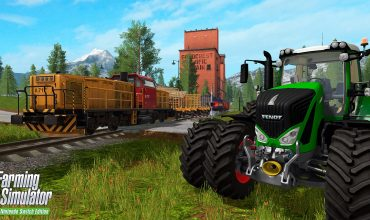 Farming Simulator arriva disponibile su Nintendo Switch