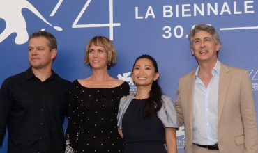 Venezia 74: grandi emozioni per il party di Vanity Fair in onore del film Downsizing