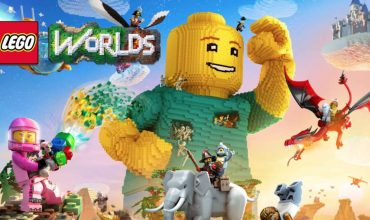 Lego Worlds disponibile da oggi su Nintendo Switch