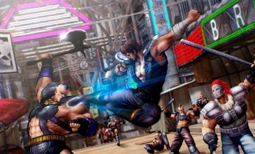 Fist of the North Star: Lost Paradise, aperti i preordini