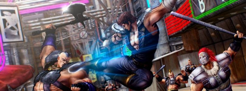 Fist of the North Star: Lost Paradise – Anteprima