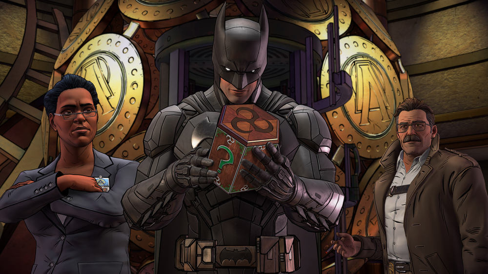 Photo of Batman: The Enemy Within, oggi debutta il secondo episodio