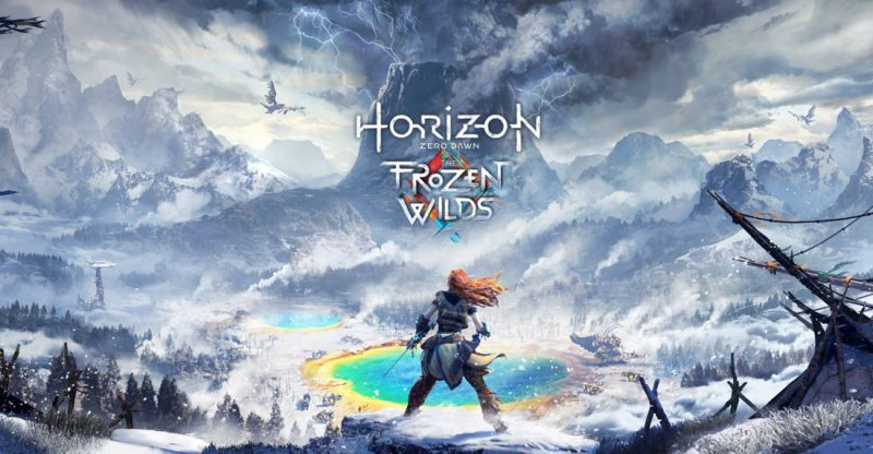 Horizon: Zero Dawn The Frozen Wilds