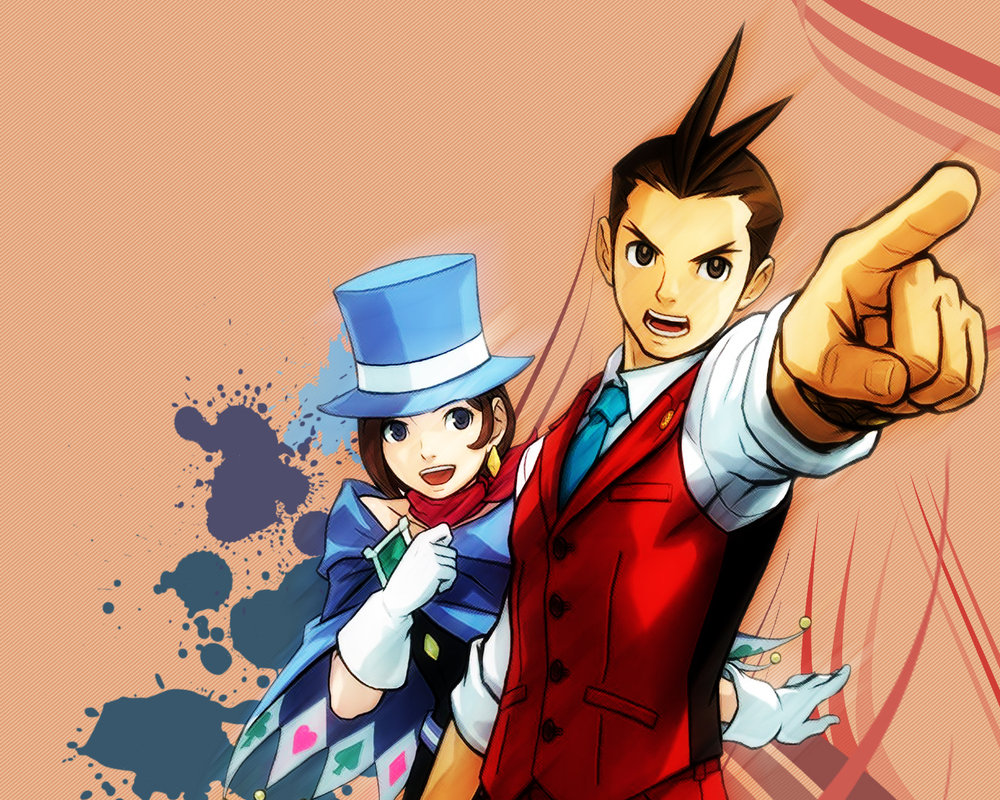 Photo of Apollo Justice: Ace Attorney torna su 3DS
