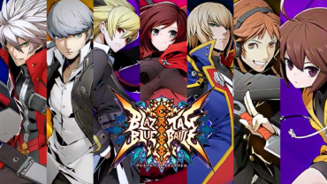 blazblue: cross tag battle