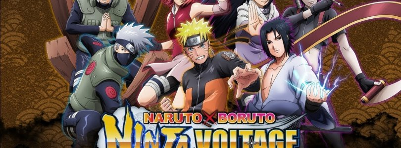 Naruto X Boruto Ninja Voltage disponibile per mobile