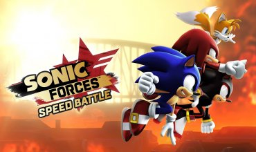 Sonic Forces: Speed Battle arriva su Android