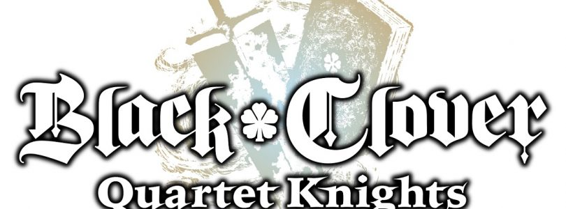 Aperte le iscrizioni per la closed beta di Black Clover Quartet Knights