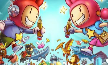 Warner Bros. annuncia Scribblenauts Showdown
