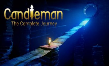 Candleman: The Complete Journey sarà disponibile su Steam a partire dal 31 gennaio