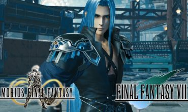 Mobius Final Fantasy, un evento di FFVII includerà Sephiroth