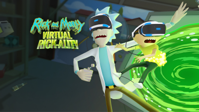Rick e Morty: Virtual Rick-ality dal 10 aprile su PlayStation 4