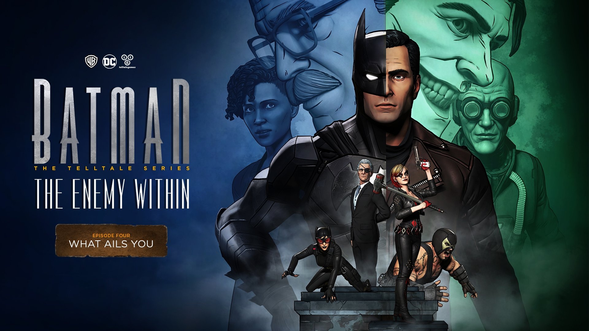 "Photo of Batman: The Enemy Within – Ep.4 ""What Ails you"" – Recensione"