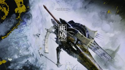 Ikaruga su Switch ecco un video per la coop