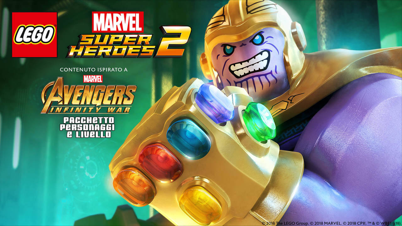 Photo of LEGO Marvel Super Heroes 2, annunciato il pacchetto DLC Marvel's Avengers: Infinity War