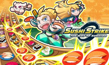 Sushi Striker: The Way of Sushido – Il titolo Nintendo 3DS si mostra in una scena introduttiva