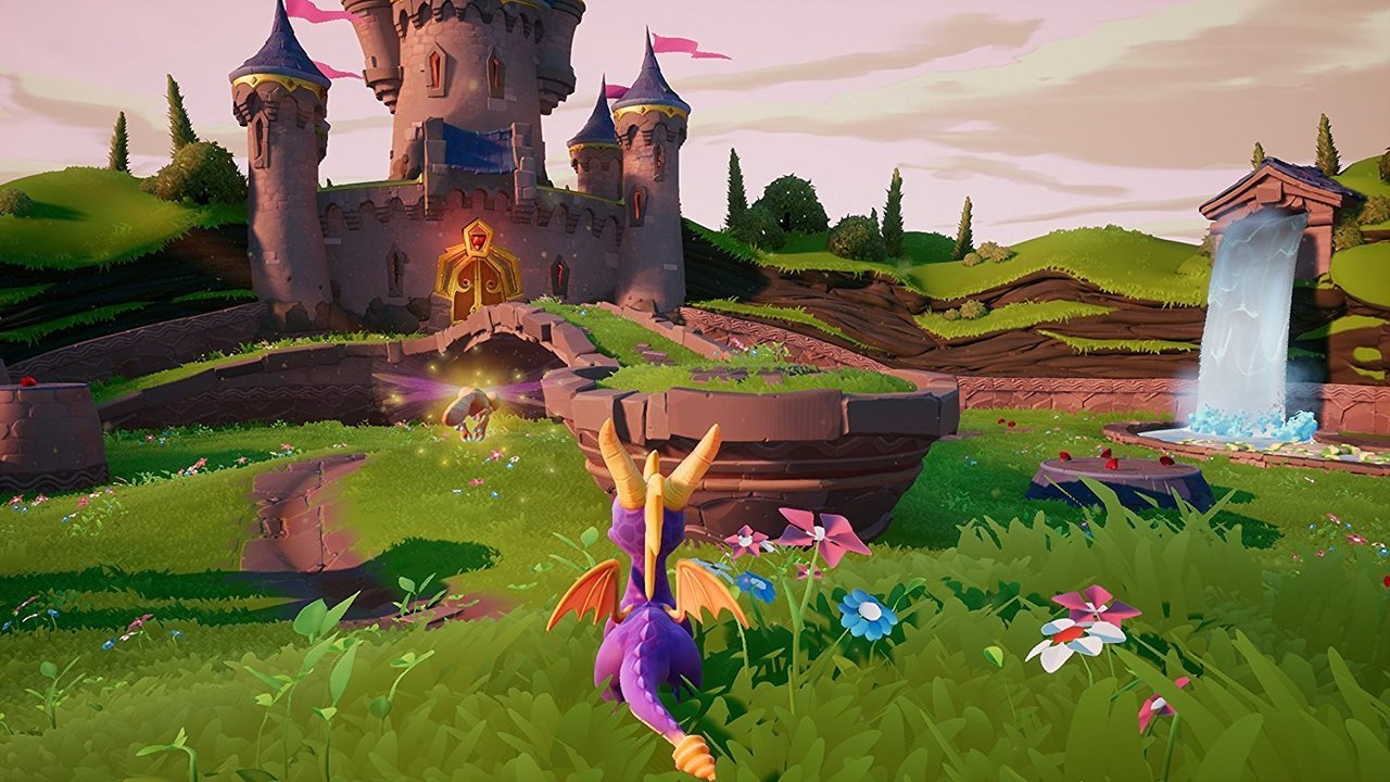 Spyro Reignited Trilogy per PS4 e Xbox One è ufficiale