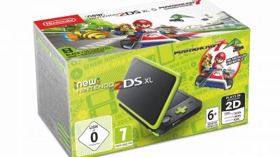 Tre titoli per Nintendo Selects e nuovi bundle New Nintendo 2DS XL