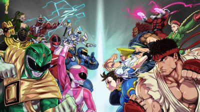 Power Rangers: Legacy Wars – Annunciato un evento cross-over con Street Fighter