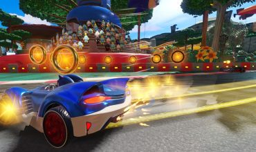 Nuovo video gameplay per Team Sonic Racing