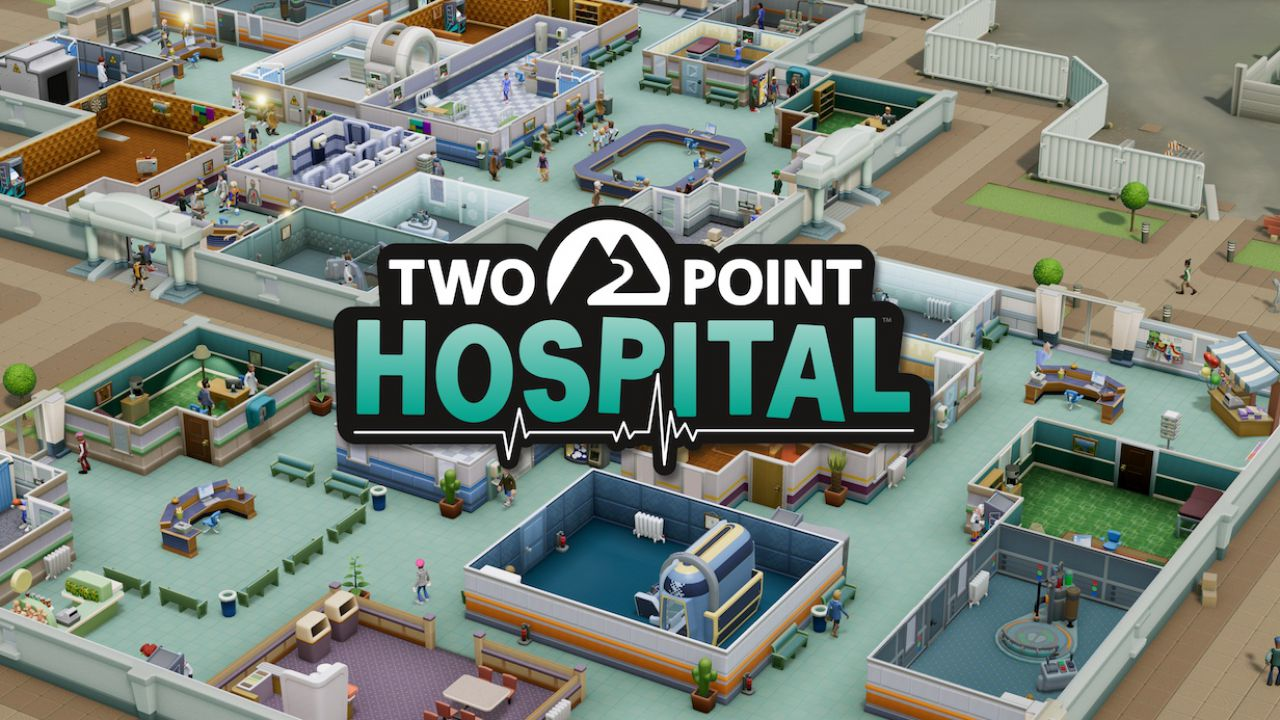 Photo of Disponibile da oggi Two Point Hospital per console