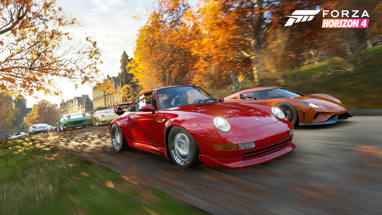 Photo of Digital Foundry premia la demo di Forza Horizon 4