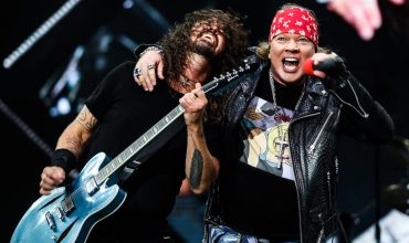 Firenze Rocks: memorabile duetto tra Foo Fighters e Guns N' Roses