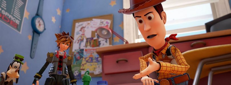 Nuovo video per Kingdom Hearts III mostra i mondi di Toy Story ed Hercules