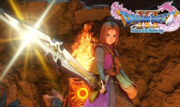 DRAGON QUEST XI: Echi di un'era perduta disponibile su PC e PlayStation 4
