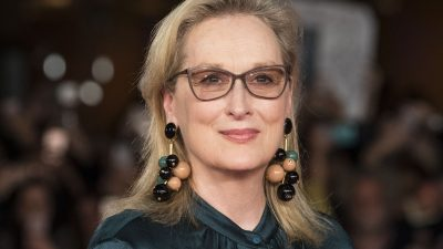 Buon compleanno Meryl!
