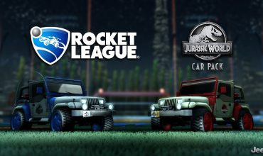 Rocket League: annunciato il DLC di Jurassic World