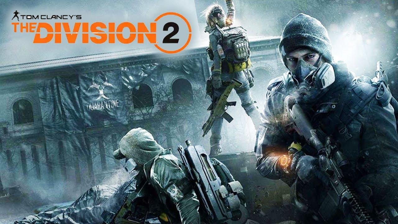 Photo of Trailer di lancio di The Division 2
