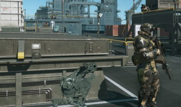 Metal Gear Solid V: The Phantom Pain si aggiorna