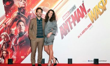Ant-Man and the Wasp: Paul Rudd ed Evangeline Lilly a Roma per la presentazione del film