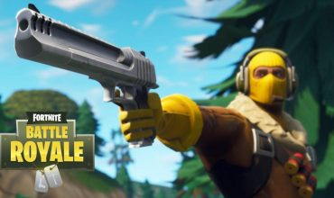 Prova di Fortnite su Android Galaxy Note 8