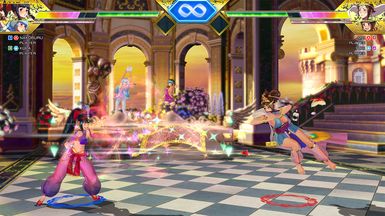 Photo of SNK Heroines: Tag Team Frenzy – Recensione