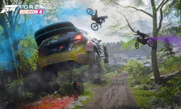 Forza Horizon 4: disponibile il trailer di lancio
