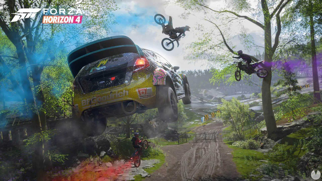 Photo of Forza Horizon 4: disponibile il trailer di lancio