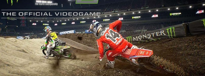Annunciato Monster Energy Supercross – The Official Videogame 2