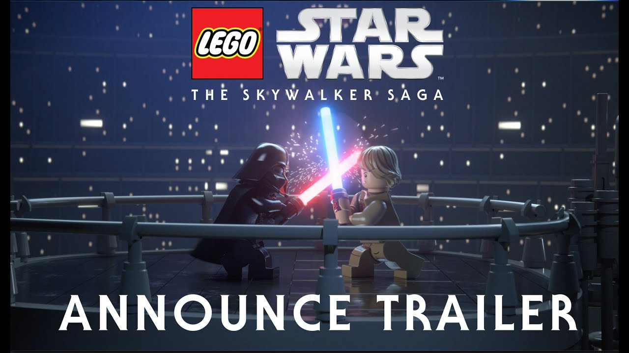 Photo of LEGO Star Wars: La saga degli Skywalker, rivelato il trailer durante l'E3 2019