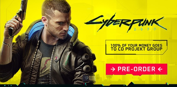 Photo of Cyberpunk 2077 disponibile in pre-order su GOG.com