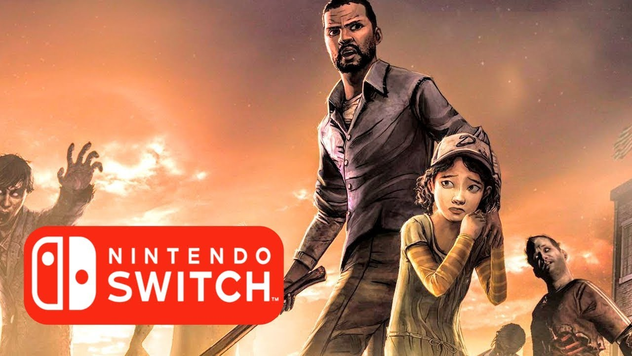 Photo of The Walking Dead Season 2 e The Walking Dead: A New Frontier in arrivo su Nintendo Switch