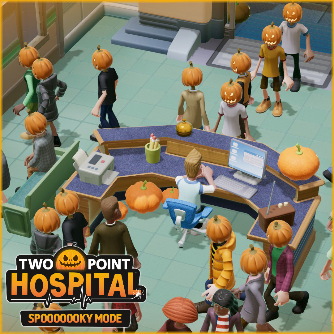 "Photo of Two Point Hospital festeggia Halloween con una ""modalità paurooooooosa""!!!!"