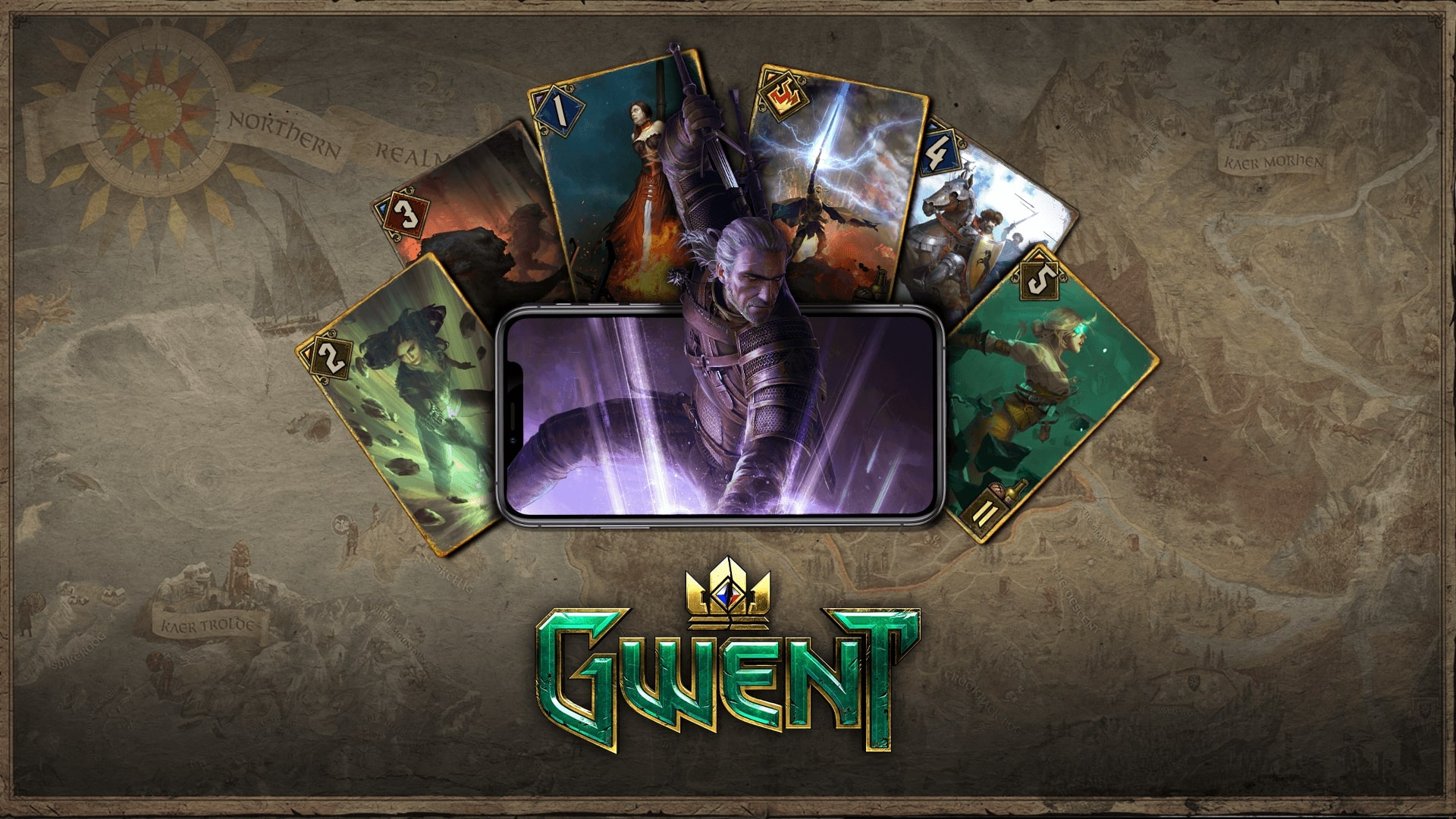 Photo of GWENT arriva su Android a marzo