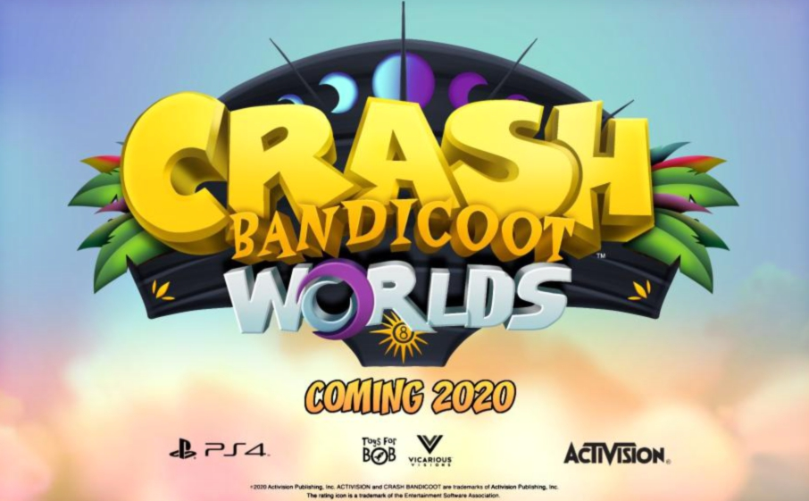 Crash Bandicoot Wolrds