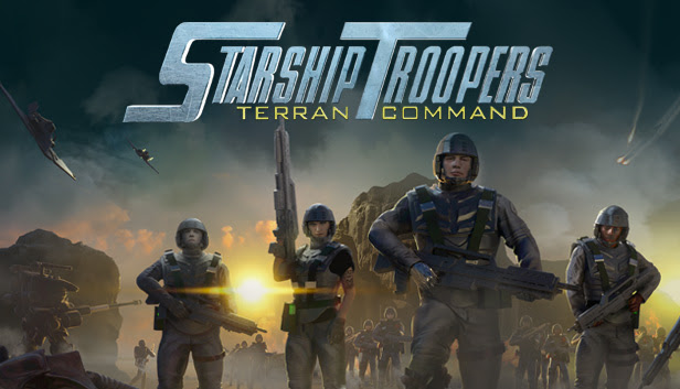 Photo of Slitherine e Sony annunciano Starship Troopers – Terran Command