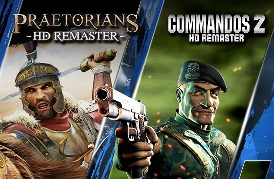 Photo of Commandos 2 – HD Remaster / Praetorians – HD Remaster – Hands on sulle beta