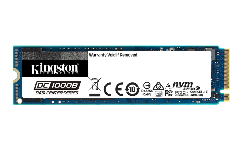 Photo of Kingston annuncia il DC1000B NVMe un nuovo SSD per Data Center